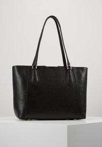 MICHAEL Michael Kors - MAE TOTE MERCER PEBBLE - Handbag - black - 2