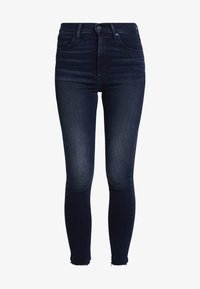 Levi's® - MILE HIGH SUPER SKINNY - Jeans Skinny Fit - rogue wave - 3
