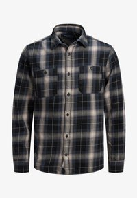 Jack & Jones PREMIUM - Skjorta - black denim - 5