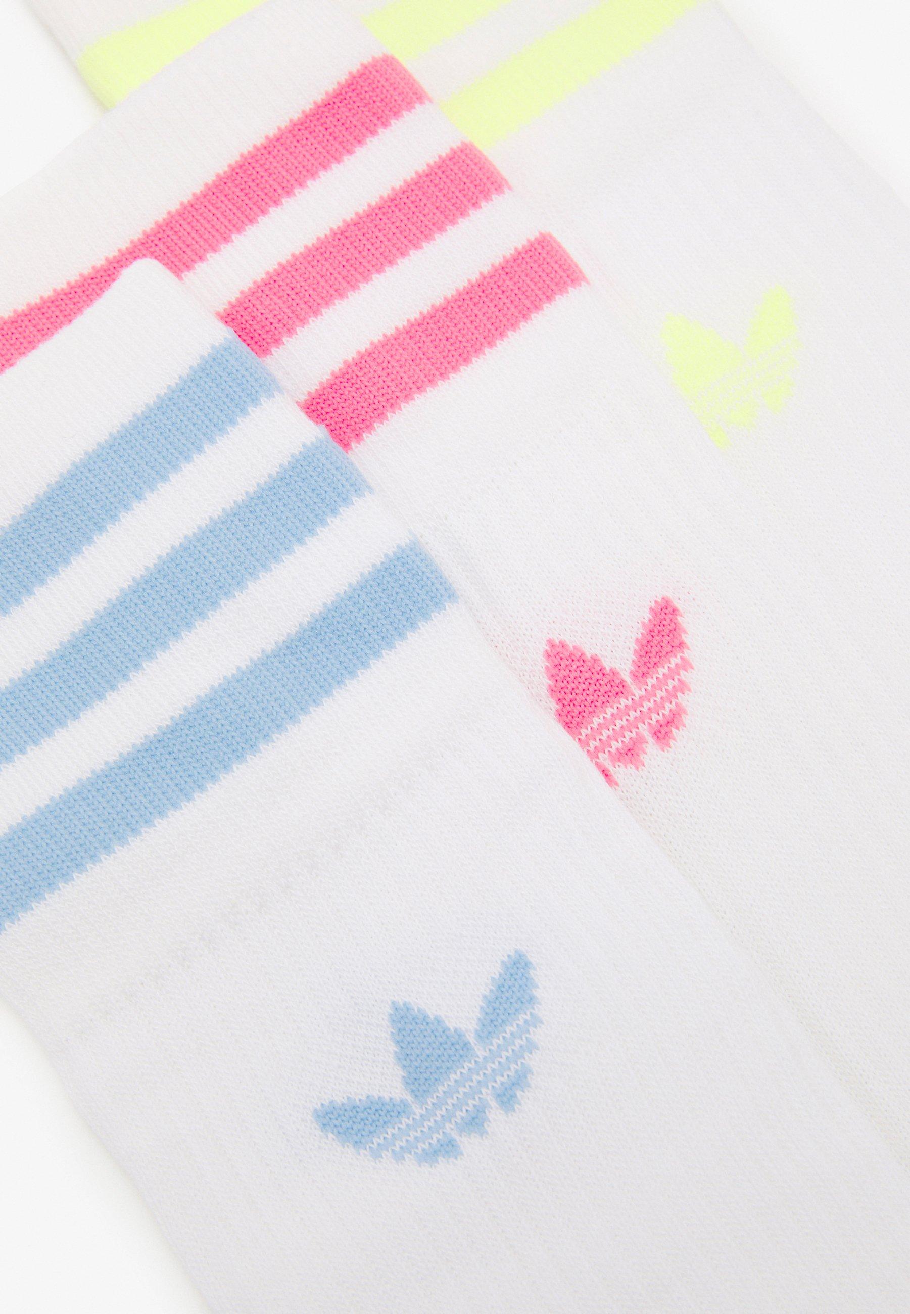Women SOLID CREW SOCK UNISEX 3 PACK - Socks