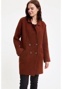 DeFacto - Manteau court - brown - 0
