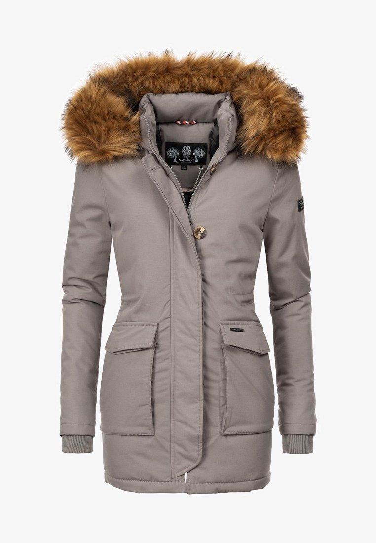 Navahoo - SCHNEEENGEL PRC - Winter coat - grey