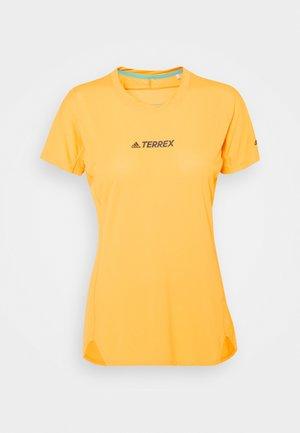 TERREX PARLEY AGRAVIC ALLAROUND - T-shirts print - orange