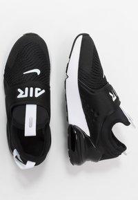 Nike Sportswear - AIR MAX 270 EXTREME - Slip-ons - black/white - 0