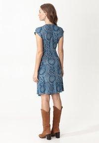 Indiska - Day dress - blue - 2