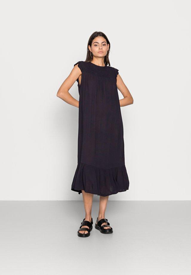 GAIL DRESS - Maxi šaty - blue deep