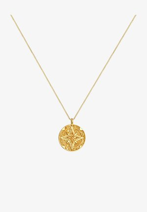 COMPASS STAR - Halsband - gold
