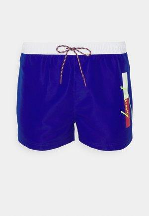 SHORT DRAWSTRING - Zwemshorts - blue