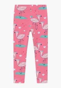 Walkiddy - CUTE FLAMINGO 2 PACK - Legging - pink/dark blue - 1