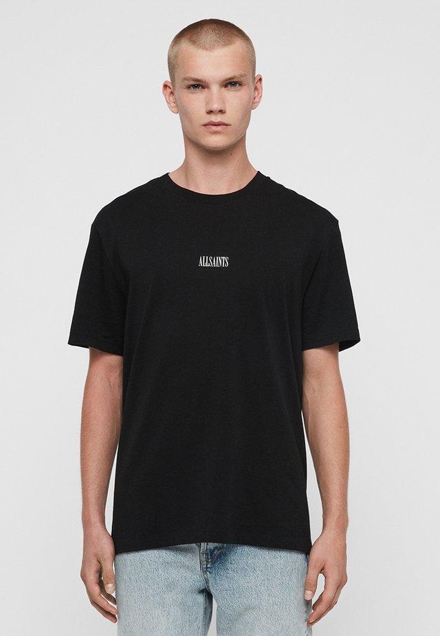 STATE - T-shirt print - black