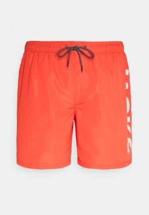 JJIBALI JJSWIMSHORTS LOGO - Plavky - hot coral
