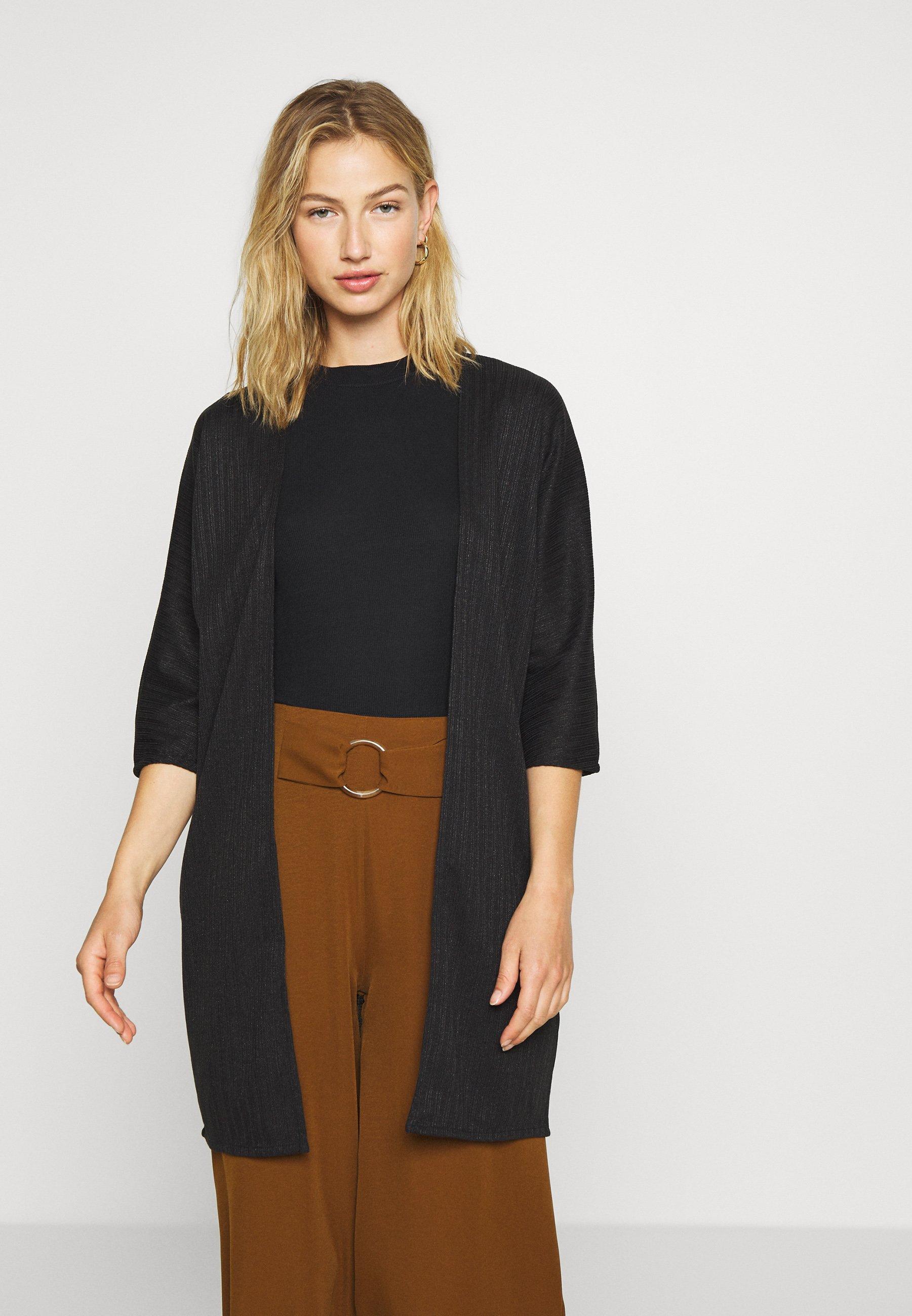 ICHI IHCILO - Vest - black - Dames jas Actueel