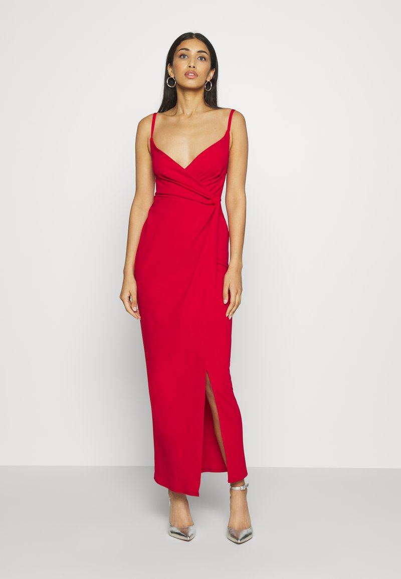 Sista Glam - SAYDIA - Cocktail dress / Party dress - red