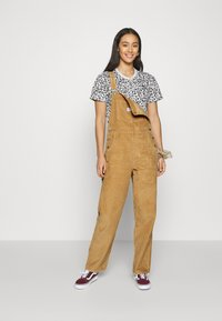 Levi's® - VINTAGE OVERALL - Dungarees - iced coffee warm - 1