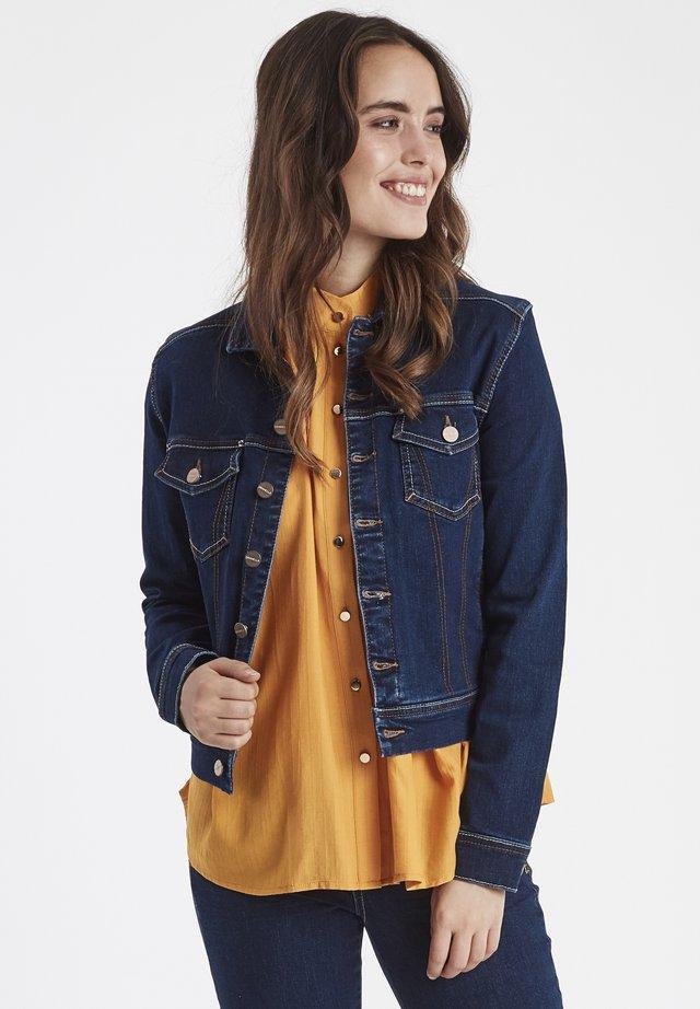 DRIHARRIET  - Veste en jean - mid neptune blue