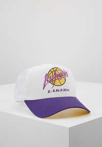 New Era - NBA TRUCKER - Cappellino - los angeles dodgers - 0