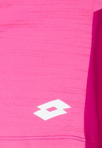 Lotto - TOP TEN SKIRT - Sportovní sukně - vivid fuchsia/glamour pink - 2