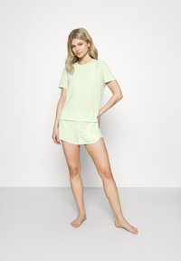 Calvin Klein Underwear - ONE SHORT - Pyjamas - aqua luster - 1