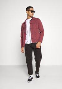 Topman - BOXY  - Print T-shirt - multicolor - 1