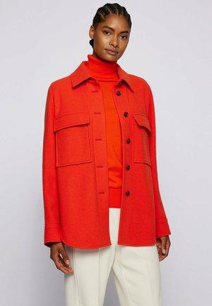 JUNINA - Summer jacket - orange