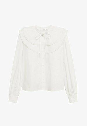 CAMISA - Košile - blanco roto