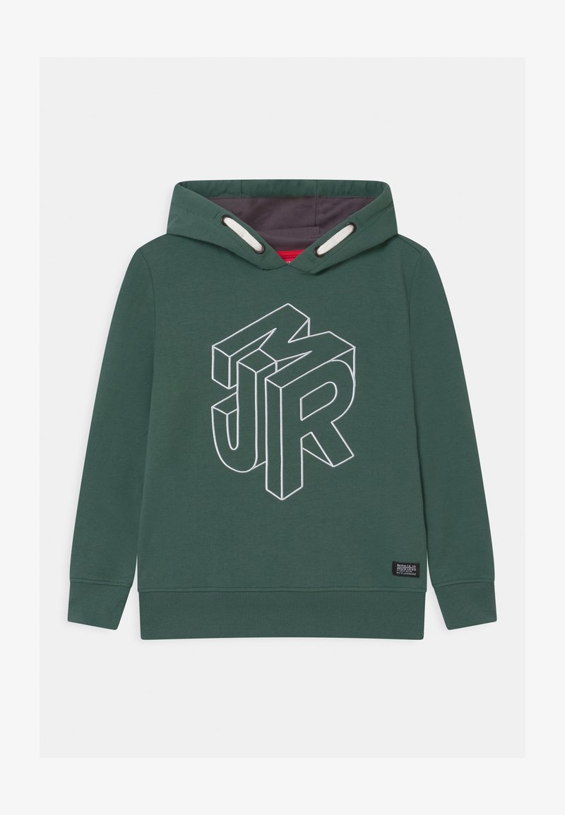 Monta Juniors - HARVEY UNISEX - Hoodie - mallard green