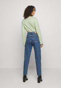 Weekday - LASH STANDARD - Jeans a sigaretta - standard blue - 2