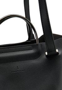 DreiMaster - Handbag - black - 4