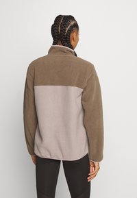 Patagonia - SYNCH SNAP - Fleece jumper - furry taupe - 2