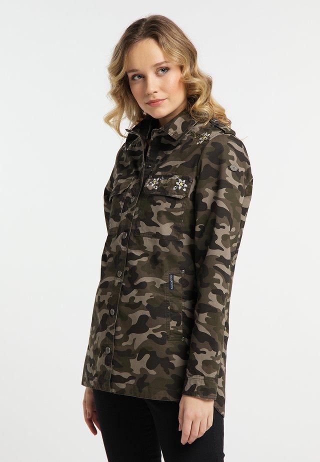 Let jakke / Sommerjakker - camouflage
