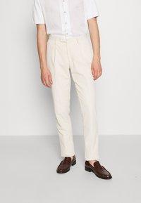 Boglioli - Pantalon classique - off-white - 0