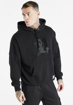 SPACE JAM LOGO HOODIE - Sweater - black