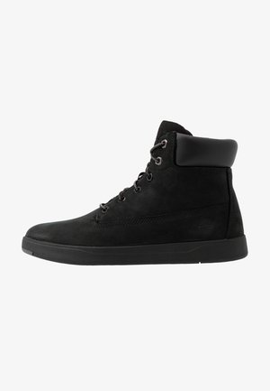 DAVIS SQUARE 6 INCH - High-top trainers - black