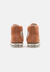Converse - CHUCK TAYLOR ALL STAR - Baskets montantes - ginger rose/egret/black - 3