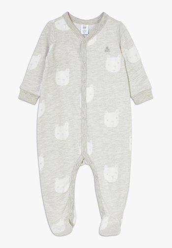 ICON - Pijama - light heather grey