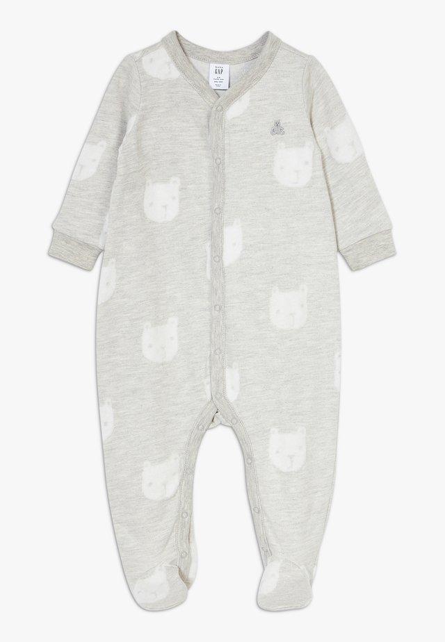ICON - Pyjama - light heather grey