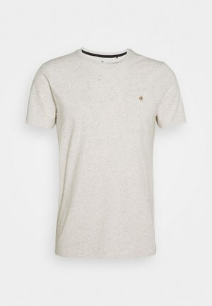 OLONNE UNISEX  - T-shirt print - off-white