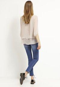 Morgan - Jeans Skinny - jean stone - 2