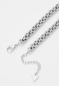 Guess - LOGO POWER - Necklace - silver-coloured - 3