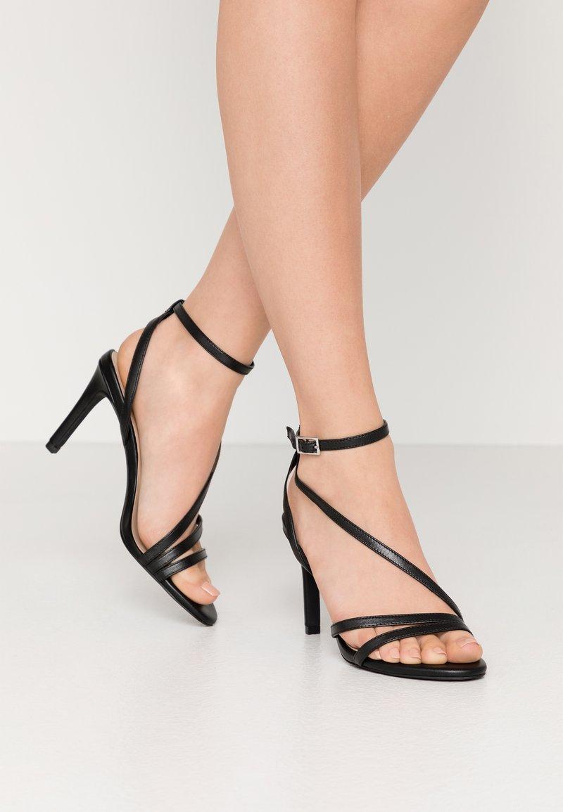 Zign - Sandaler med høye hæler - black