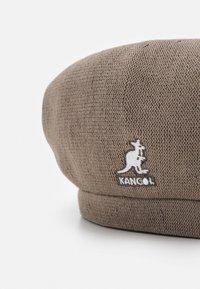 Kangol - BAMBOO JAX BERET - Pipo - smog - 3