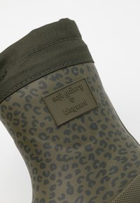 Bisgaard - SOFT GALLRY X THERMO - Wellies - green - 5