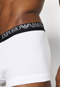 Emporio Armani - TRUNK 3 PACK - Pants - marine/white/marine - 4