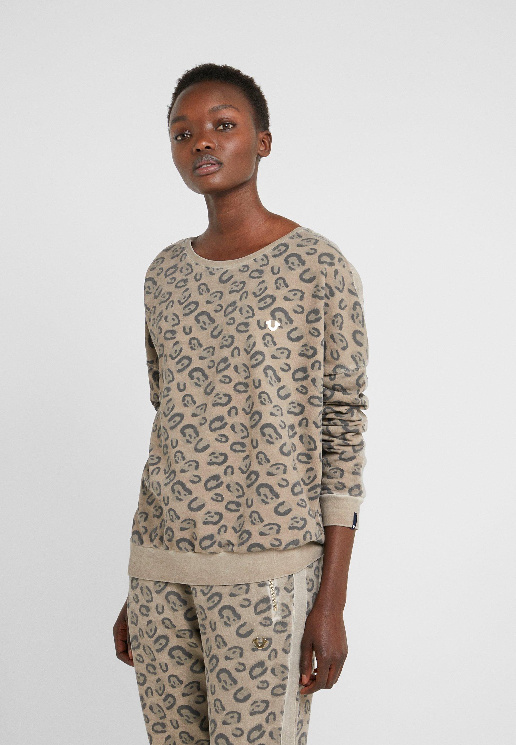 Women CREW  LEO AELLOVERPRINT  - Sweatshirt