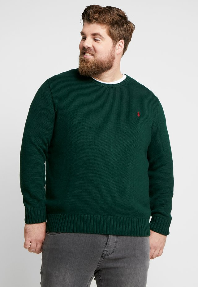 Pullover - college green