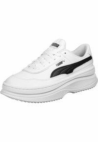 Puma - SCHUHE DEVA L W - Trainers - white- black - 2