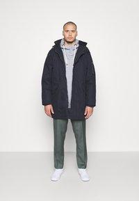 Jack´s Sportswear - Parka - navy - 1