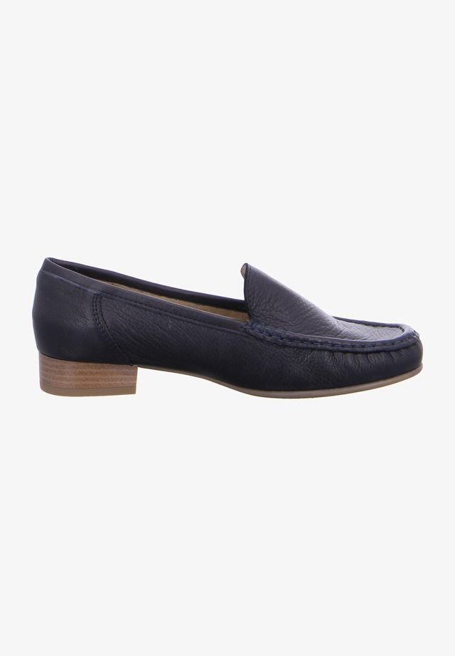 ATLANTA - Slippers - blau