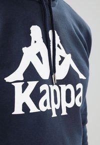 Kappa - TAINO - Sweat à capuche - navy - 3