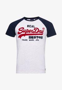 Superdry - Print T-shirt - ice marl - 3